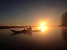 KayakingTheThames